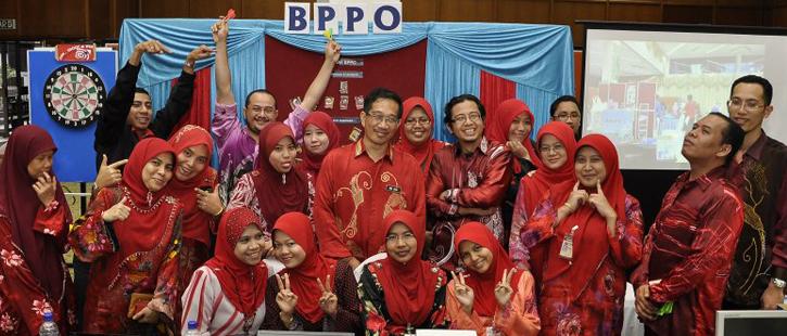 Staff BPO