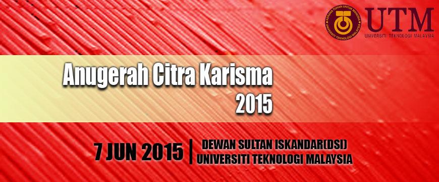 Anugerah Citra Karisma 2015