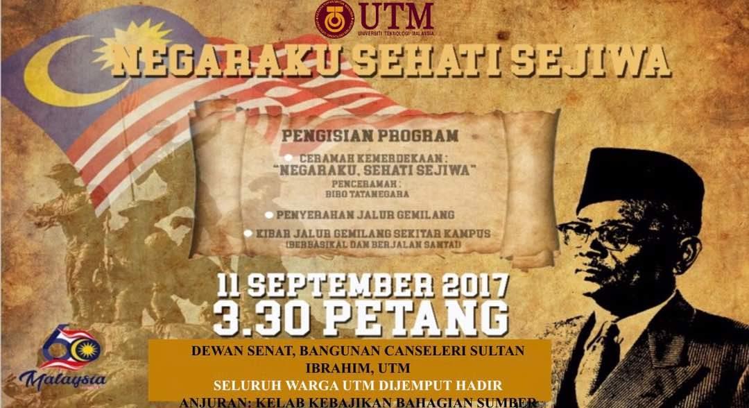 SAMBUTAN KEMERDEKAAN & HARI 1 MALAYSIA