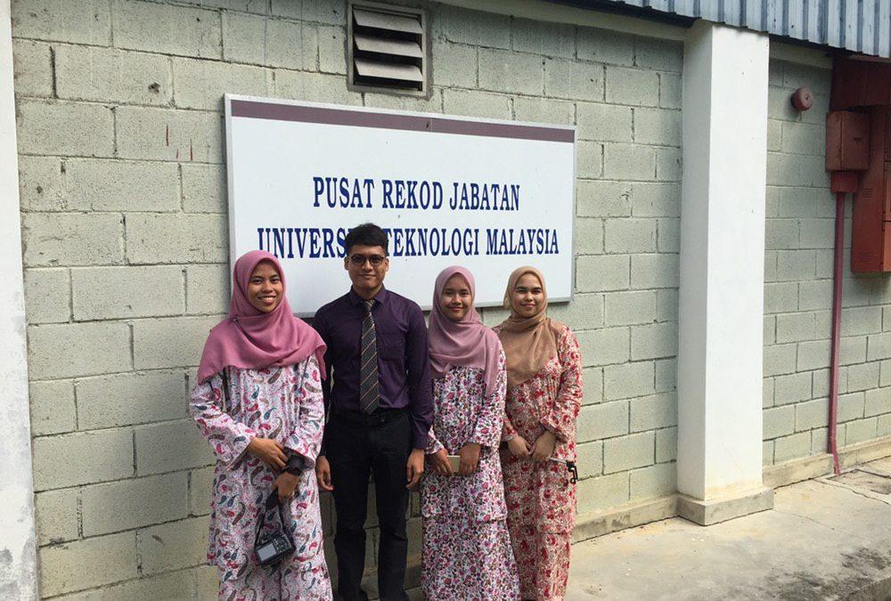 Lawatan Pelajar UiTM Segamat
