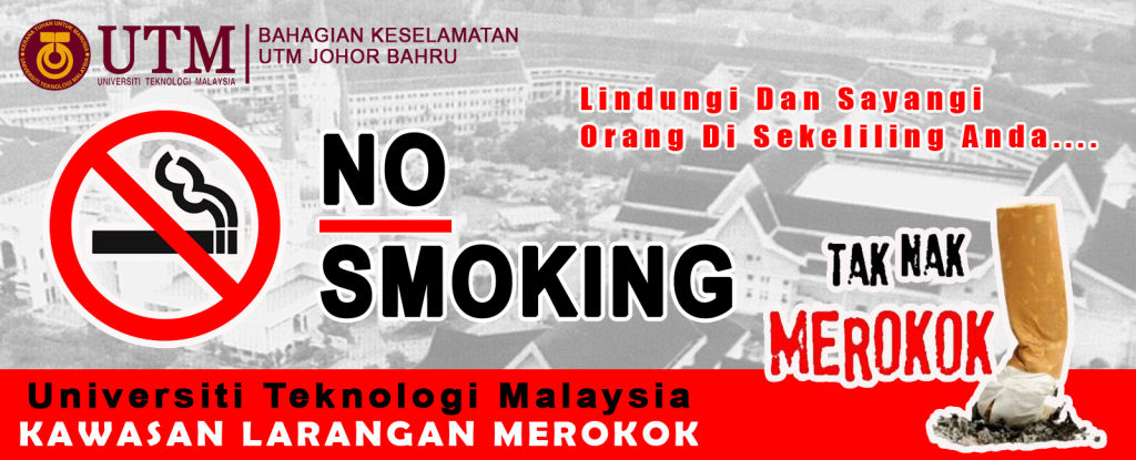 Kampus Kawasan larangan Merokok